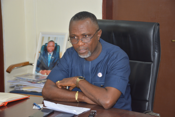 Pres. Weah Relieves LAA Boss of His Post